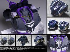 ドライセン WORKS -01- Custom Paint Jobs, Custom Decals, Gundam Model, Golf Bags, Building, Collection, Unicorn, Models, News
