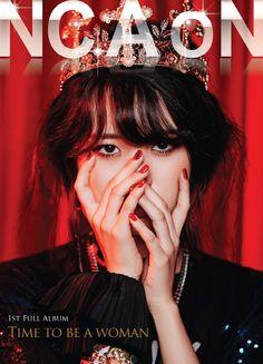 앤씨아, 데뷔 후 첫 정규 앨범 발매... 성숙미 돋보여 http://kpopenews.com/7143   고화질 보도 사진과 객관적인 기사를 전달하는 K-POP 전문 미디어  #앤씨아