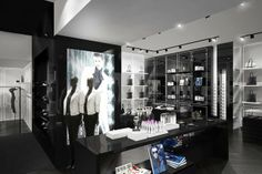 Karl Lagerfeld London store Europe