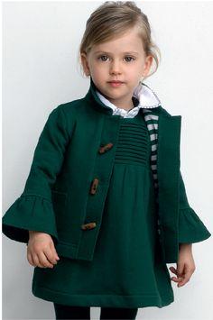 Más de la colección de Otoño 2013 de NECK & NECK www.hkids.com.mx #moda #infantil