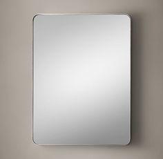 Bristol Flat Mirror: Remodelista