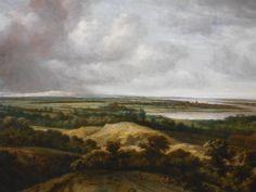 Philips Koninck Landschap 1664