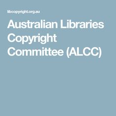 Australian Libraries Copyright Committee (ALCC) Professional Association, Libraries, Bodies, Bookcases, Bookshelves, Book Shelves