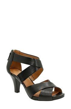 Clarks® 'Florine Sashae' Sandal (Women) available at #Nordstrom