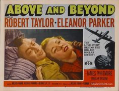 Above and Beyond - Lobby card