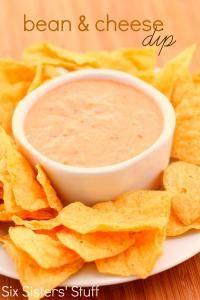 Bean and Cheese Dip Recipe
