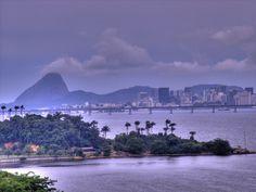 Bica Beach, Ilha do Governador, Rio de Janeiro, Brazil.