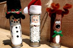 Shotgun Shells Ornaments