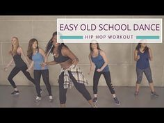 5 Min Hip Hop Dance Workout For Beginners (Easy) Hip Hop Workout, Triceps Workout, Workout Tips, Zumba Fitness, Dance Fitness, Hip Hop Dance Moves, Easy Dance, Workout For Beginners, Excercise