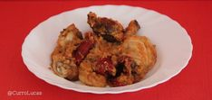 #Receta #Conejo al ajillo estilo #Almeria #gastronomia popular