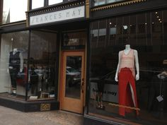 Great clothing + accessories boutique.