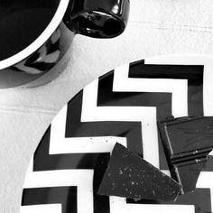 I like my coffee black.  #black & #white #coffee #time