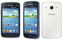 Samsung lansează Galaxy Core: ecran de 4,3 inci şi funcţii ca pe Galaxy S3