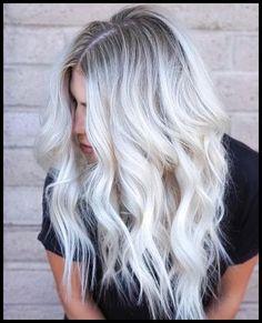 Detaillierte Informationen Über Die Platinum-Blonde Haarfarbe – Bob Frisuren, Einfache Frisuren Diavortrag, Einfache Frisuren Bau