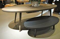 Voorjaarsbeurs HTC   ovalen tafels   Fotografie STIJLIDEE Interieuradvies en Styling