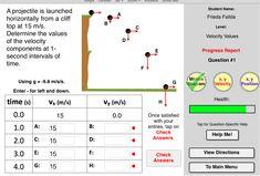 70 Best Vectors And Projectiles Images Vectors Challenges Diagram