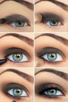 how to- smokey eye