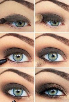 how to- smokey eye