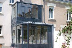 Une véranda à étages : 20 belles vérandas pour agrandir votre maison - Linternaute