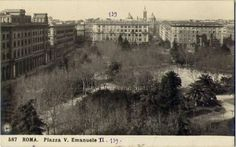 Piazza Vittorio Lost City, Old Photos, Paris Skyline, Rome, In This Moment, Antique, History, Retro, Travel
