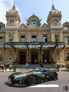 Bugatti Atlantique Monaco