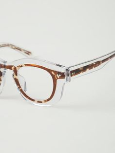 119211f5553 Shop H. Lorenzo X Dongliang CHairEYES glasses in H. Lorenzo from the  world s best