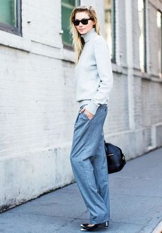 7 Ways to Make Your Interview Outfit Stand Out From the Pack via @WhoWhatWear