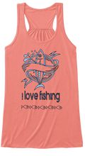 Discover I Love Fishing T Shirts, Hoodies, T T-Shirt, a custom product made just for you by Teespring. With world-class production and customer support, your satisfaction is guaranteed. - I Love Fishing