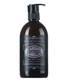 Love this Lavender All-Purpose Liquid Countertop Soap by The Vintage Soap Factory on #zulily! #zulilyfinds