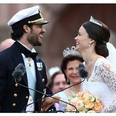 Congratulations to Carl Philip and Sofia...Now proud parents of a little boy #royals #sweden #itsaboy