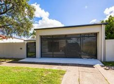 Modern Carport, Double Carport, Queenslander, Property Values, Metal Panels, Take The First Step, Facade House, Gold Coast