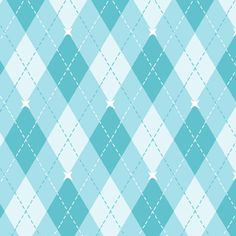 Manufacturer: Henry Glass (9319-11)    Designer: Henry Glass House Designer    Collection: Sweet Beginnings    Print Name: Argyle in Blue