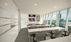 Sisley - Singapore Office Design Proposed by Kelvin & Frank Reid