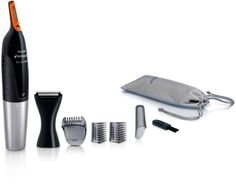 Philips NT5175/49 Norelco Nose trimmer 5100 Facial Hair Precision Trimmer for Me #PhilipsNorelco