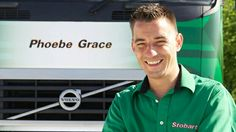 "Mark Dixon & ""Phoebe Grace"" Volvo, Polo Shirt, Polo Ralph Lauren, Trucks, Vehicles, Mens Tops, Shirts, Fashion, Moda"