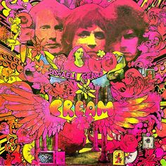 """OK, I never really saw Cream, but I DID see Jack Bruce and Ginger Baker at the Agorra in Columbus, Ohio....I said The Who was my favorite band after the Beatles, but it has to be a tie between The Who and Cream. These guys were so ahead of everything at the time, as were Traffic, in a completely different vibe....then Clapton and Stevie Winwood did """"Blind Faith"""" for one album, still one of my favorites. #DrJamesMichaelNolan #LawOfAttraction #PrincipleofAttraction"""