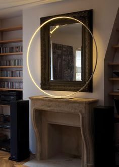 Le Deun Lampadaire Mega / LED - Ø 123 cm
