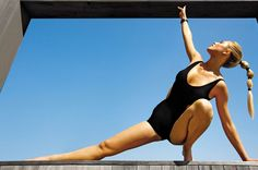 10 Yoga Poses for Runners - SELF