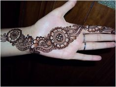 Special Beautiful Mehndi Designs 2016-2017 for Eid & Events