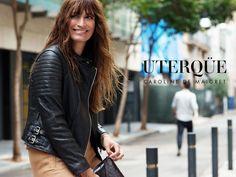 Caroline de Maigret - Uterqüe Spain - F/W 2015