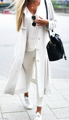 Just The Design: Classic casual Spring outfit from Fanny Staaf