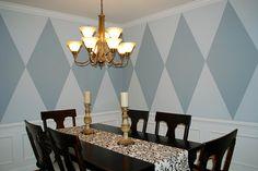 craft room painting idea