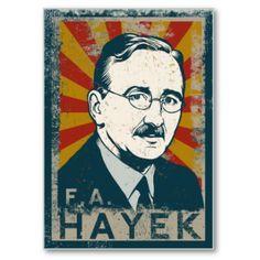 - F.A. Hayek