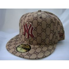 06e3bed1c New York Yankees New Era 59fifty Gucci Fitted Hat-NYY119 Yankees News