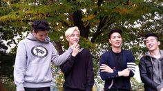 Heojun, Lee Geon, Jota, Moos