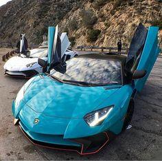 Lamborghini Vs Lamborghini #Aventador