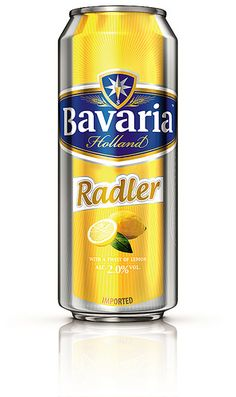 Bavaria Radler Lemon Beer - Bavaria Corporate Storytelling - Powered by DataID Nederland