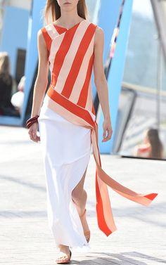 Jonathan Saunders Spring Summer 2016 Look 6 on Moda Operandi