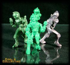 Vintage spacemen