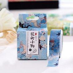 Japanese Flying Cranes Washi Tape